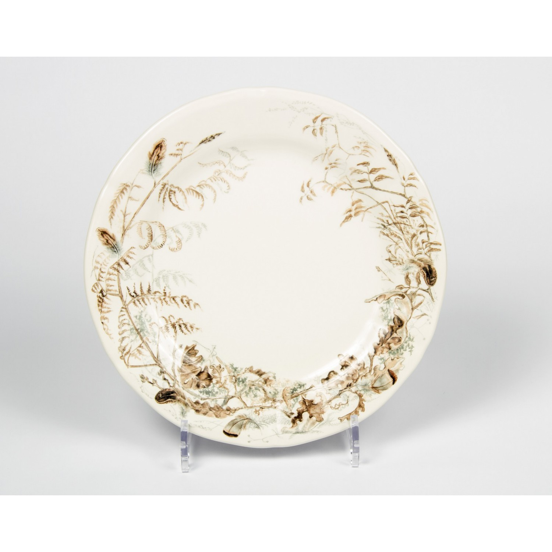 Тарелка десертная 23.2 см ОХОТА от Gien, фаянс