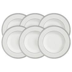 Набор суповых тарелок ЛУНА