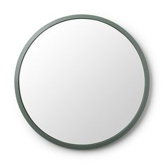 Зеркало настенное hub d61 светло-зелёное от Umbra