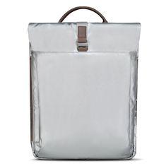 Рюкзак senz° sam shiny silver от SENZ