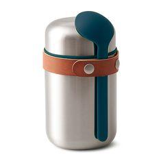 Термос для горячего food flask бирюзовый от Black+Blum