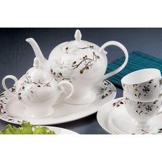 Чайный сервиз МАГНОЛИЯ от Royal Aurel