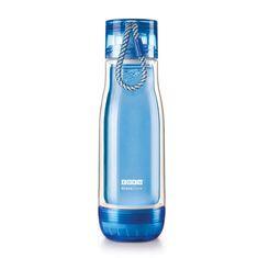 Бутылка suspended core bottle 480 мл, синяя