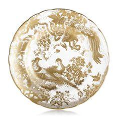 Тарелка 27 см AVES GOLD