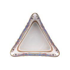 Салатник треугольный ИЕРУСАЛИМ от Rudolf Kampf