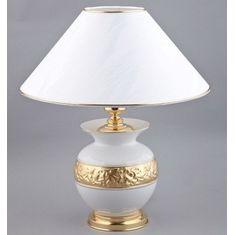 Настольная лампа с рельефом от Rudolf Kampf