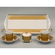 Подарочный кофейный набор ТЕТ-А-ТЕТ A859 от Rudolf Kampf на 2 персоны