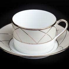 Чашка с блюдцем ЛУННЫЙ СВЕТ от Haviland