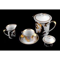 Чайный сервиз АРАБЕСКИ ГОЛД от Rosenthal