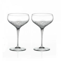 Пара бокалов для шампанского БЛЕСТКИ от Wedgwood & Vera Wang