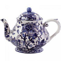 Чайник ГОЛУБЫЕ ПИОНЫ от Gien