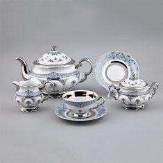 Чайный сервиз НАЦИОНАЛЬНЫЕ ТРАДИЦИИ (National Traditions) 2065, серия ИРАН, от Rudolf Kampf