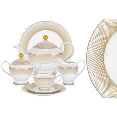 Чайный сервиз ВИРДЖИНИЯ от Midori на 12 персон