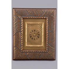 Часы в золотой раме от Rudolf Kampf
