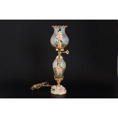 Лампа настольная ЦВЕТОК от RosaPerla