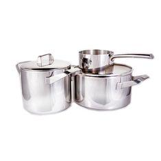 Набор стальных предметов для кухни MENU от Sambonet, 3 предмета