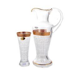 Набор для воды на 6 персон от Union Glass, 7 предметов