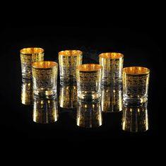 Хрустальные стаканы CREMONA от Migliore