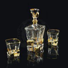 Набор для виски из графина и двух стаканов LORD от Migliore