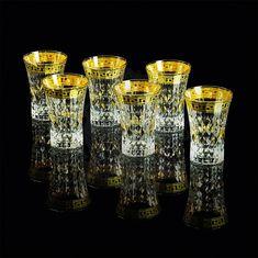 Хрустальные стаканы 280 мл IMPERIA от Migliore