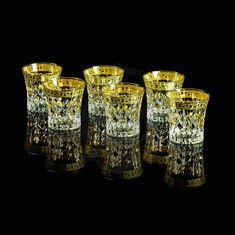 Хрустальные стаканы 270 мл IMPERIA от Migliore