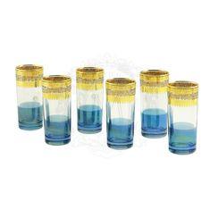 Набор хрустальных стаканов 400 мл ADRIATICA от Migliore