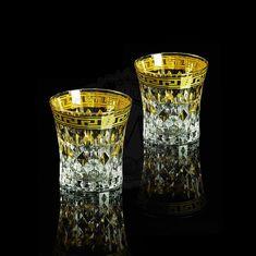 Пара хрустальных стаканов 270 мл IMPERIA от Migliore