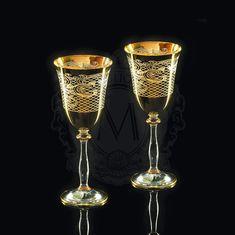 Набор хрустальных бокалов для вина или воды VITTORIA от Migliore