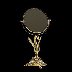 Зеркало настольное оптическое LUXOR от Migliore, высота 38 см