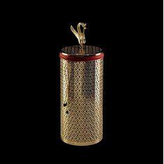 Корзина для белья ажурная LUXOR от Migliore, высота 56 см