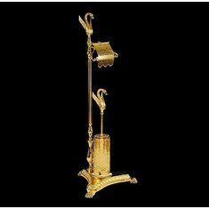 Стойка для санузла LUXOR от Migliore, высота 96 см