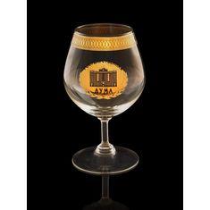 Набор бокалов для бренди ГОСУДАРСТВЕННАЯ ДУМА на 2 персоны от Bohemia, стекло, упаковка подарочная