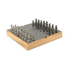 Шахматный набор buddy от Umbra
