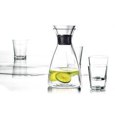 Графин drip-free 1 л и 4 бокала от Eva Solo