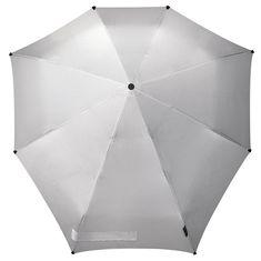 Зонт-автомат senz° shiny silver от SENZ