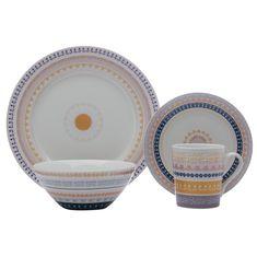 Набор столовой посуды БАЗАР