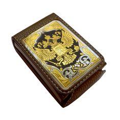 Компактный кошелек от Zlatoust