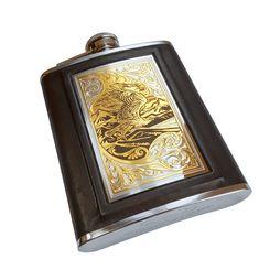 Фляжка Орел от Zlatoust