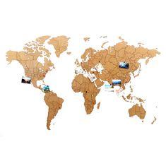 Пазл «карта мира» коричневая 150х90 см new от Mimi